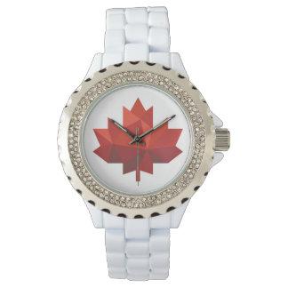 Clock Canadian Dream Watch