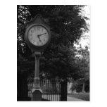 Clock, Capital Building Grounds Richmond, VA Post Cards