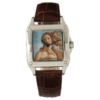 Clock Cuentopoemas woman Watch