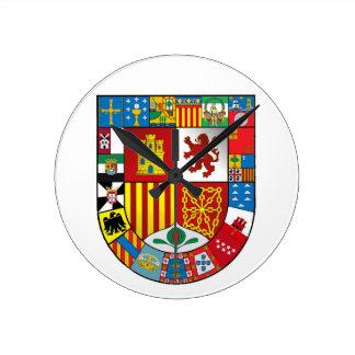 Clock De Pared Iberian Towns