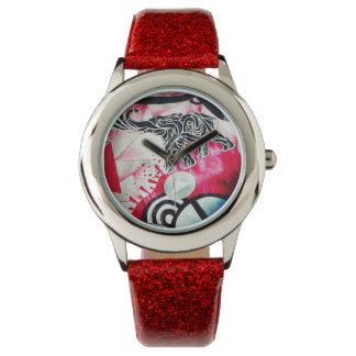 Clock Elephant Watch