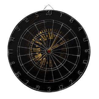 Clock face dart board