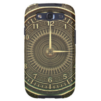 Clock faces galaxy SIII cover