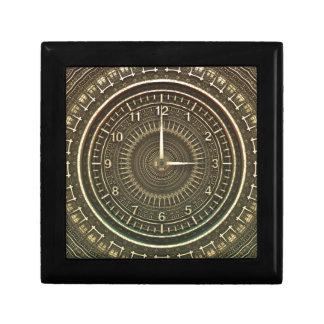 Clock faces gift box