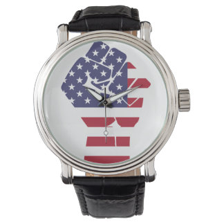 Clock for Patriots of American Watch