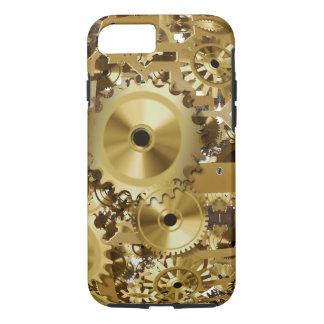 Clock Gold Image iPhone 7, Tough iPhone 7 Case