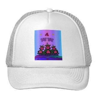 Clock Hop Trucker Hats