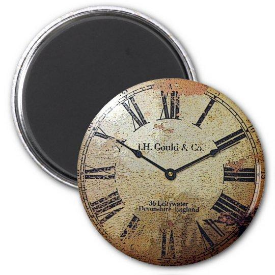 Clock Magnet