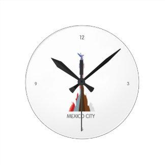 Clock - Mexico City
