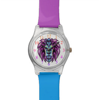 clock of lion of the dreams watch