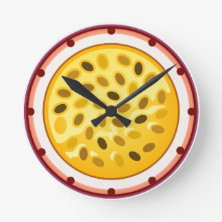 Clock of Maracuyá or fruit of the passion