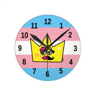 Clock of Wall - Transgênero Transexual