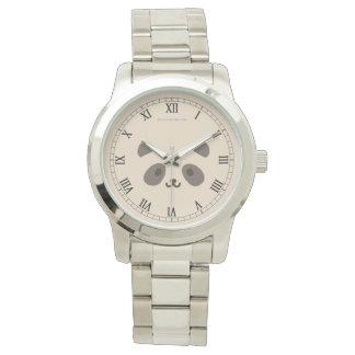 Clock Romano Panda Watch