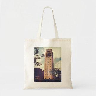 Clock Tower Budget Tote Bag