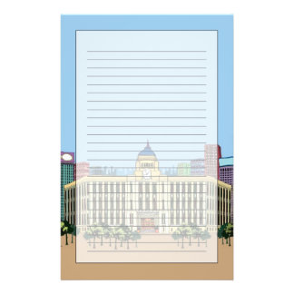 Clock Tower Stationery