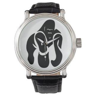 Clock Vintage Gold Of Savannah Watch