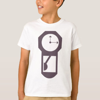 Clock - Wall Clocks - Time Hours Minutes T-Shirt