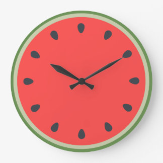Clock watermelon