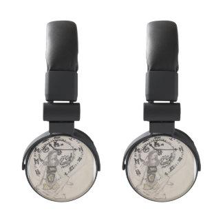 Clock work Automaton Headphones