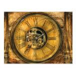 Clockmaker - Clock Works Postcard