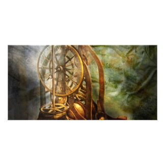 Clockmaker - The day time stood still Photo Cards