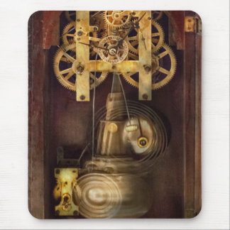 Clockmaker - The Mechanism Mouse Pad