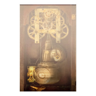 Clockmaker - The Mechanism Customized Stationery