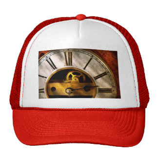 Clockmaker - What time is it Mesh Hat