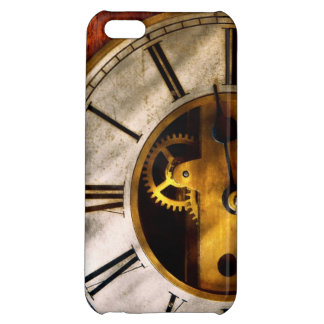 Clockmaker - What time is it Case For iPhone 5C