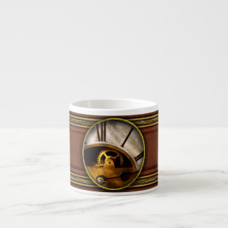 Clockmaker - What time is it Espresso Mug