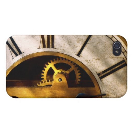 Clockmaker - What time is it iPhone 4/4S Cover