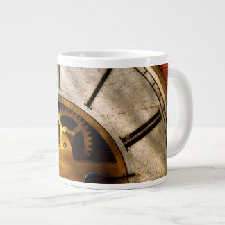 Clockmaker - What time is it Jumbo Mug