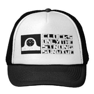 Clocks Survive Cap