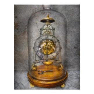 Clocksmith - The Time Capsule 21.5 Cm X 28 Cm Flyer