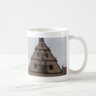 Clocktower Basic White Mug