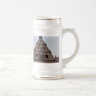 Clocktower Beer Steins
