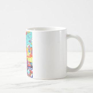 Clocktower Fun Coffee Mug