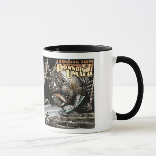 Clockwork Book #5 Mug