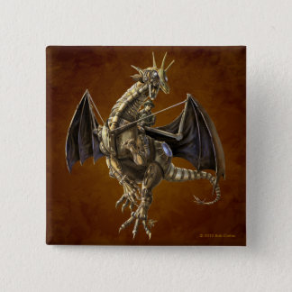 Clockwork Dragon Button