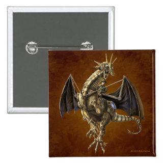 Clockwork Dragon Button