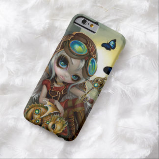 """""""Clockwork Dragonling"""" iPhone 6 Case Barely There iPhone 6 Case"""