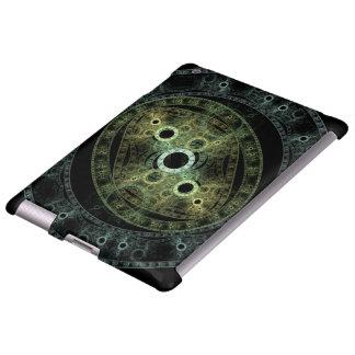 Clockwork Fractal iPad Case