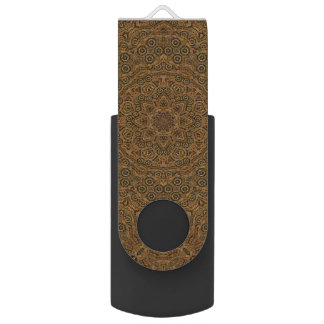 Clockwork Kaleidoscope      USB   Flash Drive
