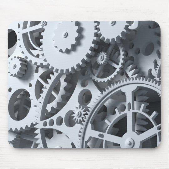 clockwork mouse mat