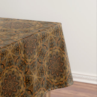 Clockwork Vintage Kaleidoscope Tablecloths