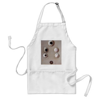 Clogged electric point standard apron