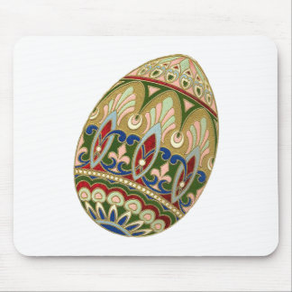 Cloisonne Easter Egg Mousepads
