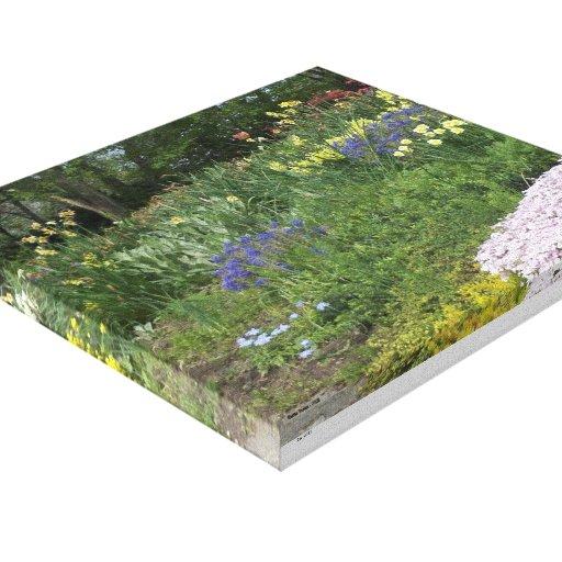 Cloisters Gardens NYC #11 Canvas Print