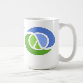 Clojure mug: I get more done when I'm lazy (v2) Basic White Mug