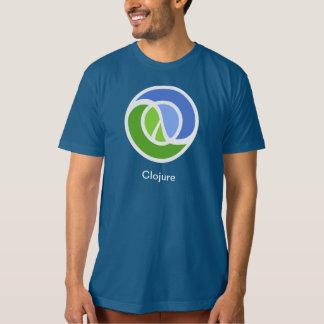 Clojure T, Large Logo T-Shirt